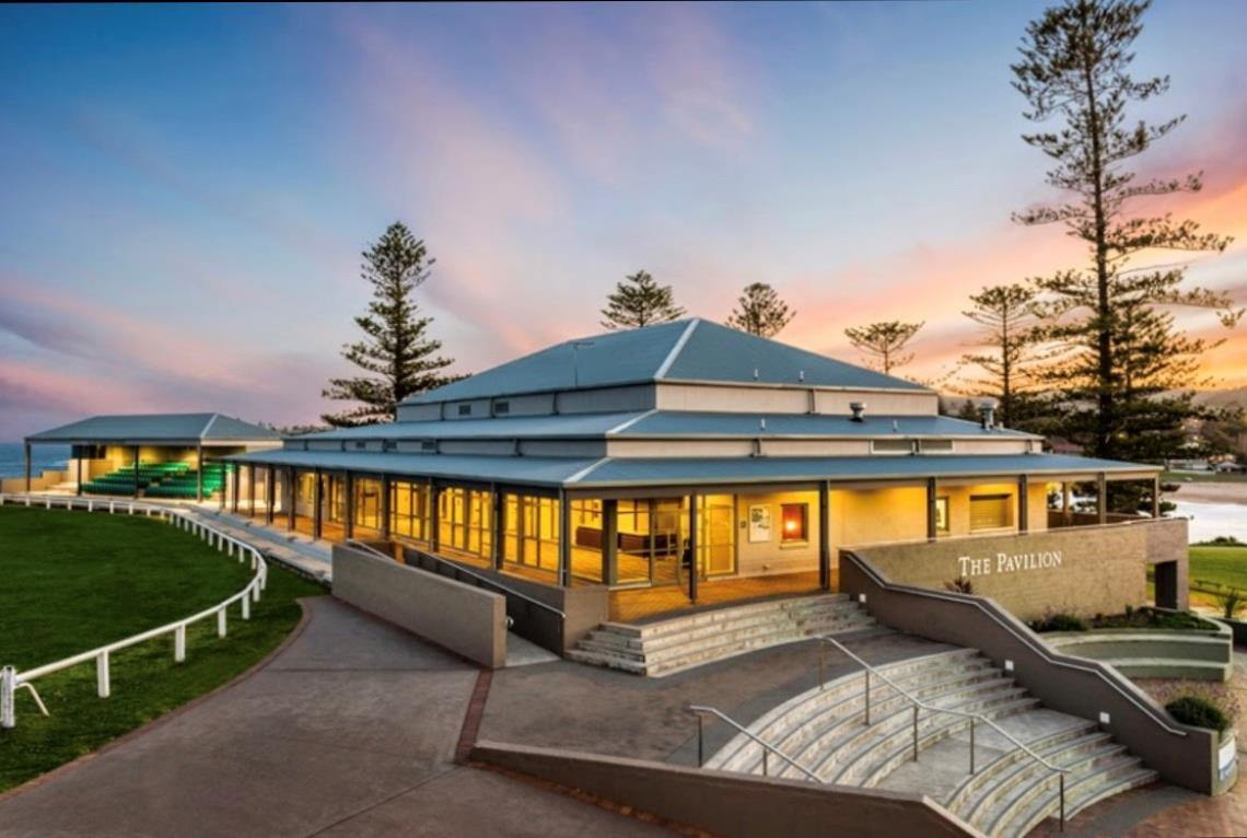 Facilities - The Pavilion Kiama